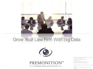 Building Your Law Firm With Big Data