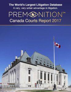 Premonition - Canada Court Report 2017