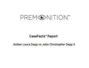 CaseFacts - Johnny Deep Divorce