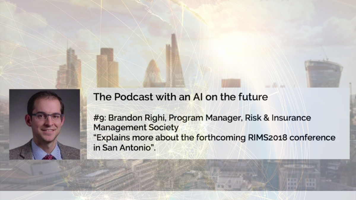 Premonition Podcast with an AI on the future | Brandon Righi