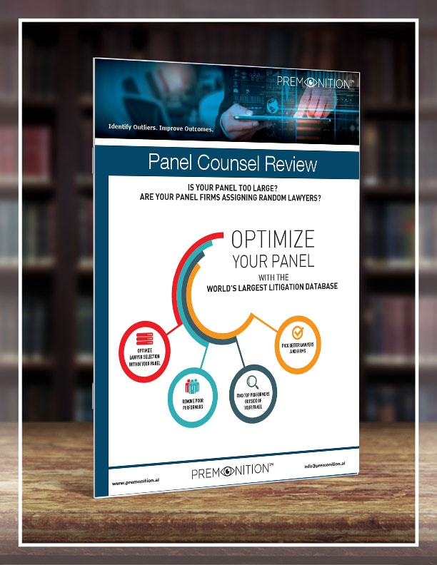 Panel Councel Brochure Cover
