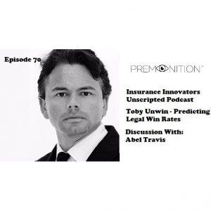 Toby Unwin - Predicting Legal Win Rates