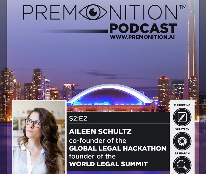 Premonition Podcast With Aileen A. Schultz